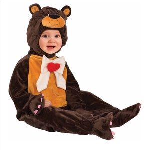 Unbearably Cute Baby Bear Costume Size 12-18 M